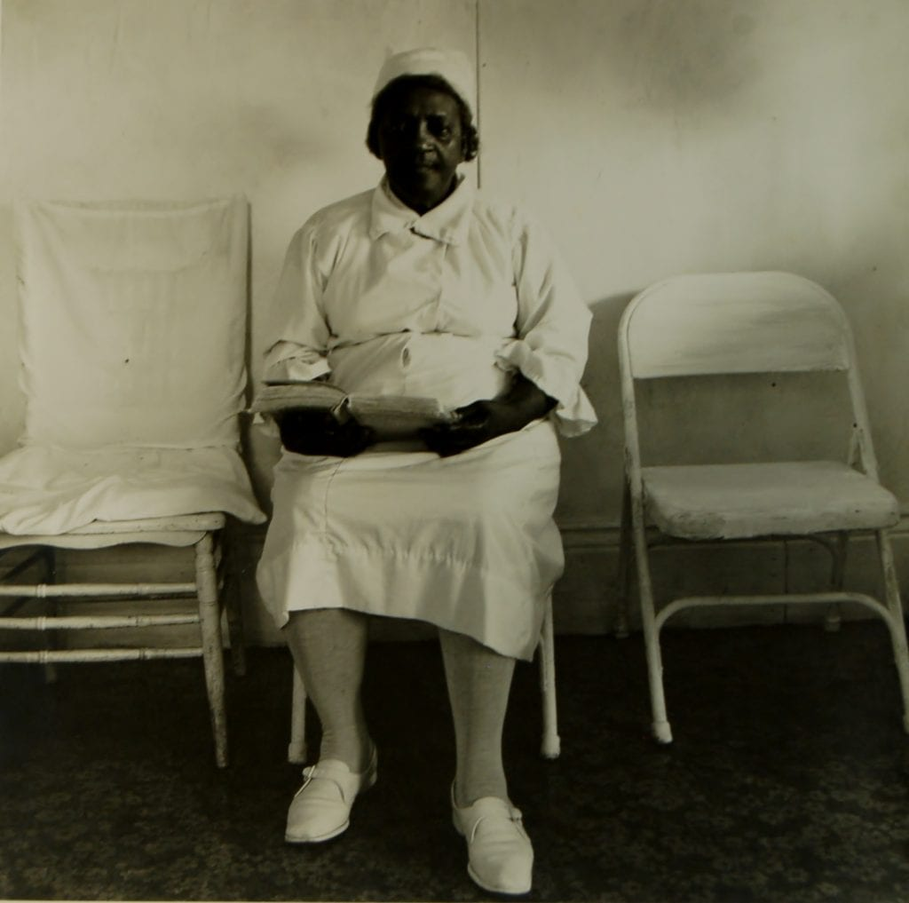 Sister Gertrude Morgan, N.O.L.A.