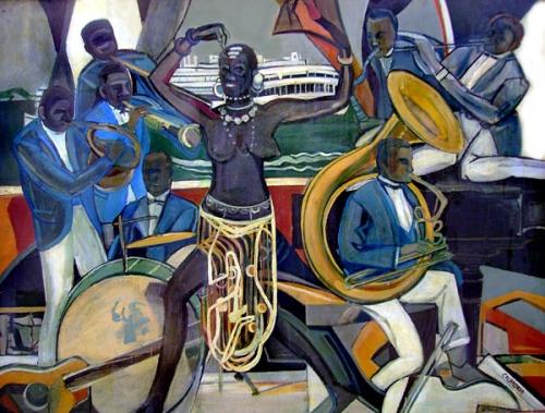 Jazz on the Mississippi
