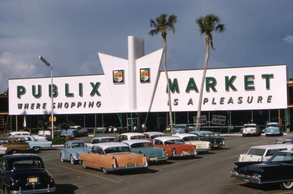 Publix Market at Venice East, near Sarasota, FL